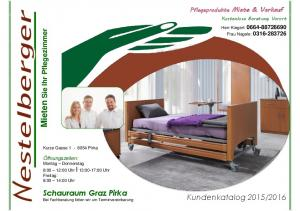 Mieten Sie Ihr Pflegezimmer