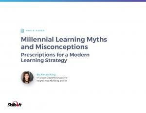Millennial Learning Myths and Misconceptions