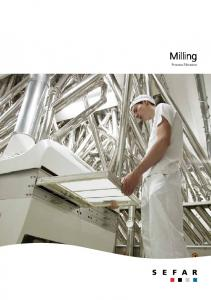 Milling Process Filtration
