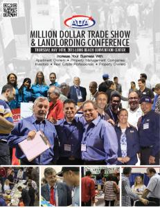 MILLION DOLLAR TRADE SHOW & LANDLORDING CONFERENCE
