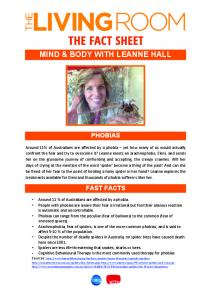 MIND & BODY WITH LEANNE HALL