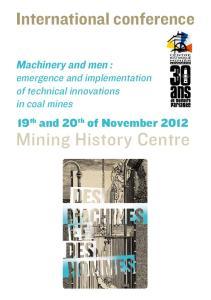 Mining History Centre