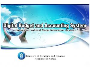 Ministry of Strategy and Finance Republic of Korea