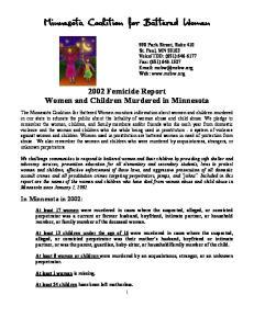 Minnesota Coalition for Battered Women