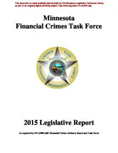 Minnesota Financial Crimes Task Force