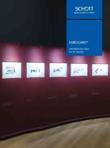 MIROGARD. Anti-Reflective Glass for Art Glazing