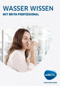 mit Brita professional think Your water