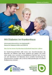 Mit Diabetes im Krankenhaus