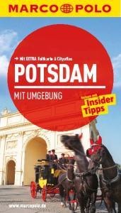Mit EXTRA Faltkarte & Cityatlas POTSDAM MIT UMGEBUNG