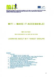 MIT! MAKE IT ACCESSIBLE!