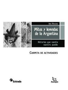 Mitos y leyendas de la Argentina