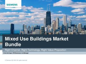 Mixed Use Buildings Market Bundle