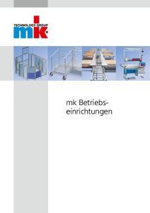 mk Betriebseinrichtungen