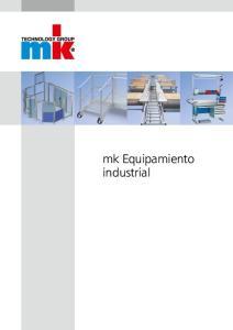 mk Equipamiento industrial