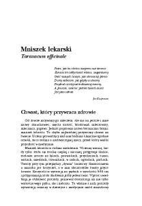 Mniszek lekarski Taraxacum officinale