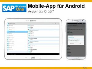 Mobile-App für Android