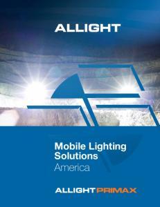 Mobile Lighting Solutions America