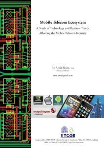 Mobile Telecom Ecosystem