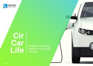 Mobility & emobility. Cir Car Life. Intelligent charging solutions for electric vehicles. June