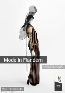 Mode in Flandern PRESSESPECIAL VISITFLANDERS
