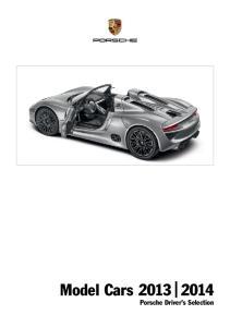 Model Cars Porsche Driver s Selection