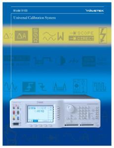 Model Universal Calibration System