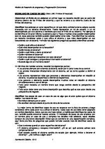 MODELADO DE CASOS DE USO (Libro UML 2-Arlow & Neustad)