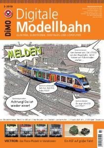 Modellbahn. RailCom-Lokdecoder: Ich bin Adr210, habe FS17