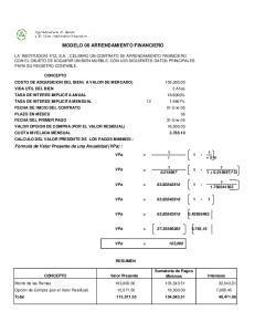 MODELO 06 ARRENDAMIENTO FINANCIERO
