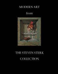 MODERN ART from THE STEVEN STERK COLLECTION