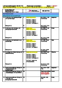 Modul 4 (L2, L3, L4) FW PM L1 - Modul 2 FW PM L2 - Modul 3 FW PM L3 - Modul 3 FW PM L4 - MA Modul 11. Modul 1 (L1) Modul 2 (L2, L3, L4)