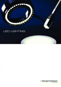 MODULAR LED LIGHTING SYSTEM