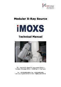 Modular X-Ray Source