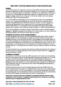 MOET WEET INLIGTING RONDOM SARS SE DIESELTERUGBETALINGS