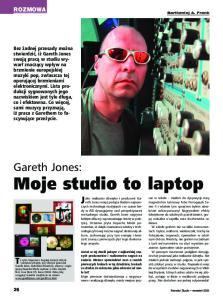 Moje studio to laptop