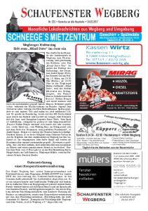 Monatliche Lokalnachrichten aus Wegberg und Umgebung