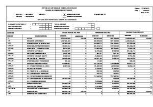 MONEDA NACIONAL MONEDA EXTRANJERA CUENTAS SALDO INICIAL DEL MES ACREEDOR ACTIVO 2,319,195, ,