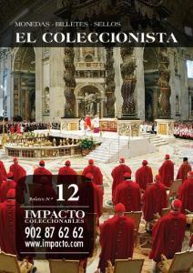 MONEDAS - BILLETES - SELLOS EL COLECCIONISTA. Boletín N º 12
