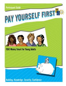Money Smart for Young Adults Modules... 3 Your Guides... 3