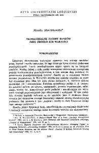 Monika Marcinkowska*