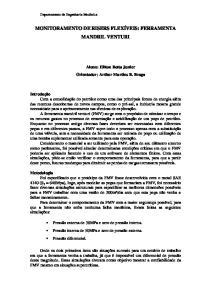 MONITORAMENTO DE RISERS FLEXÍVEIS: FERRAMENTA MANDRIL VENTURI