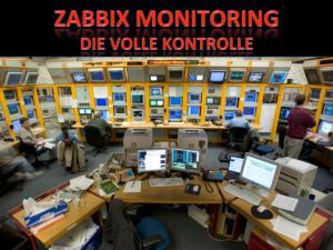 Monitoring Wissen, was passiert. Wissen, was zu tun ist. Thorsten Kramm SLAC 2013