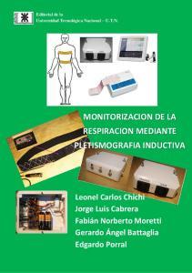 MONITORIZACION DE LA RESPIRACION MEDIANTE PLETISMOGRAFIA INDUCTIVA
