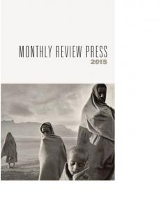 MONTHLY REVIEW PRESS 2015