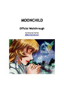 MOONCHILD Official Walkthrough