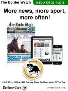 More news, more sport, more often!