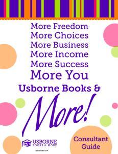 More You Usborne Books &