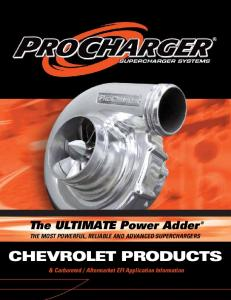 MOST POWERFUL, RELIABLE AND ADVANCED SUPERCHARGERS