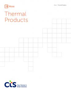 Move. Thermal Products