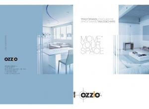 MOVE YOUR SPACE.  TRASFORMABILI TAVOLI&SEDIE SPACE SAVING TABLES&CHAIRS